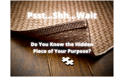 God's Purpose for Your Life You May Not Know, but Can Fulfill