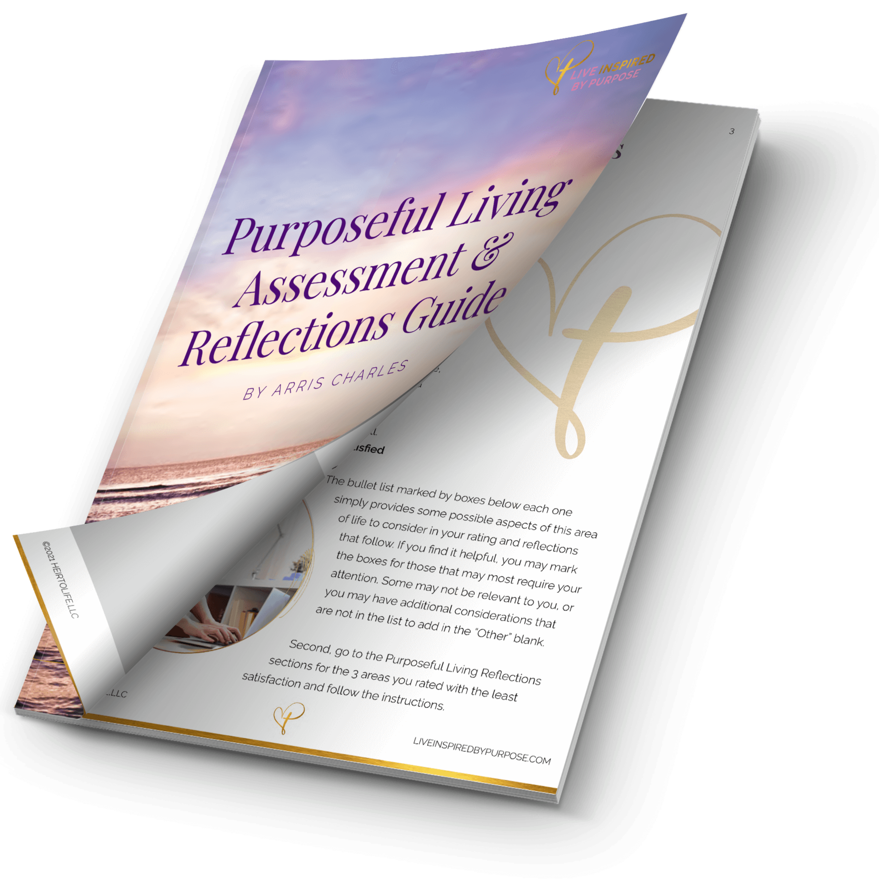 Purposeful Living Assessment and Reflections Guide